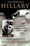 View from the Summit: The Remarkable Memoir by the First Person to Conquer Everest - Edmund Hillary