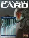 Shadows in Flight (Shadow Saga #5) - Orson Scott Card, Nick Greenwood