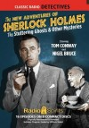 The New Adventures of Sherlock Holmes: Stuttering Ghosts & Other Mysteries - Tom Conway, Nigel Bruce