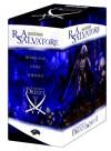 The Legend of Drizzt Boxed Set, Vol. 1 (Forgotten Realms: Dark Elf Trilogy, #1-3; Legend of Drizzt, #1-3) - R.A. Salvatore