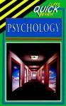 Psychology - CliffsNotes
