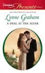 A Deal at the Altar - Lynne Graham