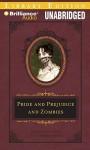 Pride and Prejudice and Zombies - Katherine Kellgren, Seth Grahame-Smith, Jane Austen