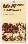 Selected Poems and Prose of John Clare - John Clare, Eric Robinson, Geoffrey Summerfield