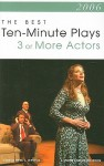 The Best 10-Minute Plays for Three or More Actors - D.L. Lepidus, Craig Pospisil