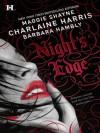 Night's Edge: Dancers in the DarkHer Best EnemySomeone Else's Shadow - Barbara Hambly, Maggie Shayne, Charlaine Harris