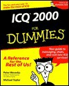Icq 2000 for Dummies - Peter Weverka, Michael Taylor