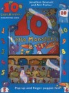 Ten Little Monsters Counting Box [With Ten Finger Puppets] - Jonathan Emmett