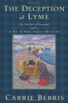 The Deception at Lyme: Or, The Peril of Persuasion - Carrie Bebris