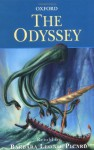 The Odyssey of Homer (Oxford Myths & Legends) - Barbara Leonie Picard, Joan Kinddell-Monroe, Homer