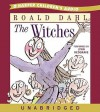 The Witches (Audio) - Lynn Redgrave, Roald Dahl
