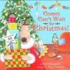 Comet Can't Wait for Christmas - Paul Bracegirdle
