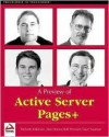 A Preview of Active Server Pages+ - Richard Anderson, David Sussman