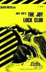 The Joy Luck Club - CliffsNotes, Laurie E. Rozakis, Amy Tan