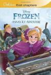 Anna's Icy Adventure (Disney Frozen) (Golden First Chapters) - Elise Allen, Walt Disney Company