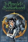 The Amulet of Samarkand - Jonathan Stroud, Andrew Donkin, Nicolas Chapuis