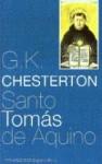 Santo Tomás de Aquino - G.K. Chesterton
