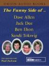 Funny Side of Dave Allen - Paul Jackson, Dave Allen, Ben Elton, Sandi Toksvig, Jack Dee