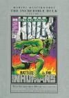 Marvel Masterworks: The Incredible Hulk, Vol. 4 - Stan Lee, Gary Friedrich, Roy Thomas, Bill Everett, Archie Goodwin, Marie Severin, Herb Trimpe