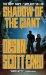 Shadow of the Giant (Shadow Saga, #4) - Orson Scott Card