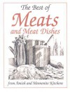 Mini Cookbook Collection: Best of Meats [With Gift Envelope] - Phyllis Pellman Good