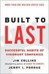 Built to Last - Jim Collins, Jerry Porras