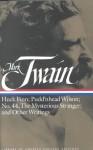 Huck Finn/Pudd'nhead Wilson/No 44 Mysterious Stranger other Writings - Mark Twain, Guy Cardwell, Louis J. Budd