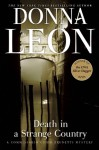 Death in a Strange Country: A Commissario Guido Brunetti Mystery - Donna Leon