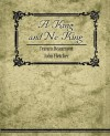 A King, and No King - Francis Beaumont, John Fletcher