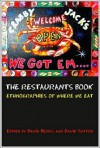 The Restaurants Book: Ethnographies of Where we Eat - David Sutton, David Beriss