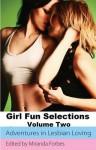 Girl Fun Selections, Vol. 2 - Sadie Wolf, Alex Jordaine, Heidi Champa, Kristina Wright, Miranda Forbes, Elizabeth Cage