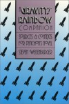 A Gravity's Rainbow Companion: Sources and Contexts for Pynchon's Novel - Steven Weisenburger