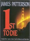 1st To Die (Audio) - Dylan Baker, James Patterson, Melissa Leo