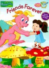Dragon Tales Friends Forever with Sticker - Jan Gerardi, Jeff Albrecht