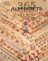 365 Alphabets: Cross-Stitch All Through the Year - Kooler Design Studio, DRG Publishing, DRG