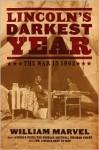 Lincoln's Darkest Year: The War in 1862 - William Marvel