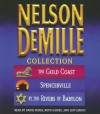 The Nelson DeMille Collection: Volume 1: The Gold Coast, Spencerville, and By the Rivers of Babylon - Boyd Gaines, Nelson DeMille, Len Cariou, David Dukes