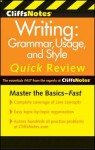 Cliffsnotes Writing: Grammar, Usage, and Style Quick Review, 3rd Edition - Claudia L Reinhardt, Jean Eggenschwiler