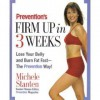 Prevention's Firm Up In 3 Weeks - Michele Stanten, Selene Yeager