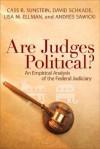 Are Judges Political?: An Empirical Analysis of the Federal Judiciary - Cass R. Sunstein, David Schkade, Lisa M. Ellman
