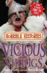 Vicious Vikings (Horrible Histories Tv Tie-In) - Terry Deary, Martin Brown
