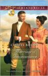 Marriage of Inconvenience - Cheryl Bolen