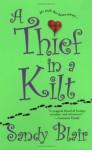 A Thief In A Kilt - Sandy Blair