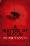 A Matter Of Blood - Sarah Pinborough
