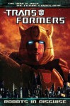 Transformers: Robots in Disguise Volume 1 - John Barber, Andrew Griffith, Casey Coller
