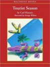 Tourist Season (MP3 Book) - Carl Hiaasen, George K. Wilson