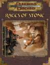 Races of Stone (Dungeons & Dragons Supplement) - Jesse Decker, David Noonan, Michelle Lyons