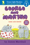 George and Martha: Rise and Shine Early Reader - James Marshall