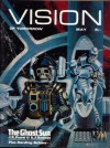 Vision of Tomorrow 8 - Philip Harbottle, Lee Harding, Kenneth Bulmer, Peter L Cave, K.W. Eaton, Philip E. High, John Russell Fearn, Sydney J. Bounds, Walter Gillings, David A. Hardy