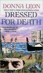Dressed for Death (Audio) - Donna Leon, Anna Fields
